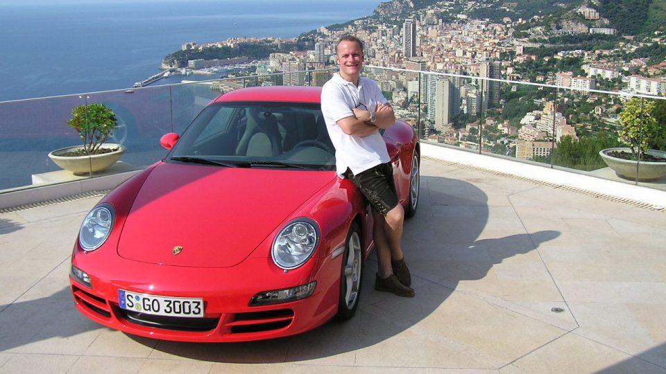 Porsche Monte Carlo